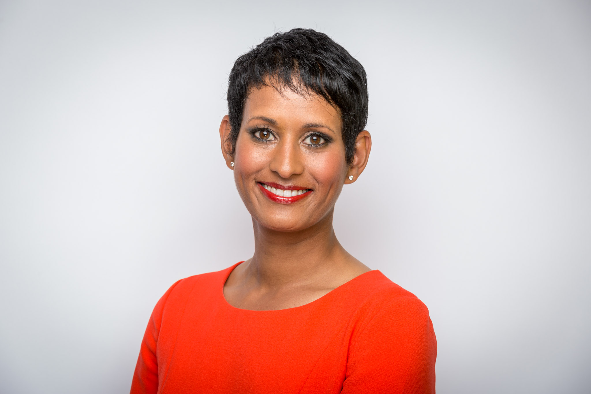 Naga Munchetty slammed US president Donald Trump for his remarks on four non-white politicians