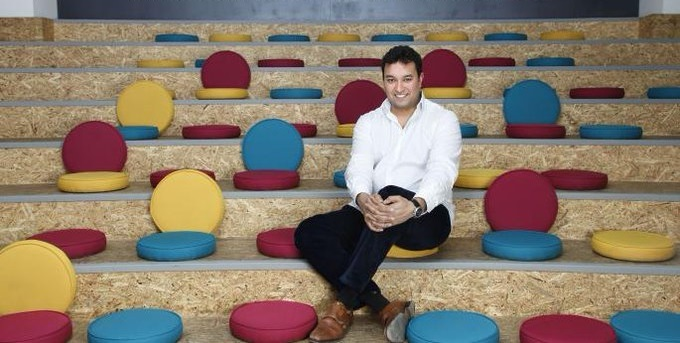 Indian origin Samir Desai co-founded firm said that it now expects a revenue growth of 20 per cent in the current year (Photo: @samirdesai01/Twitter).