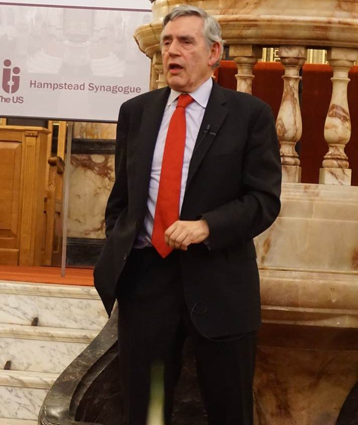 Gordon Brown has called for a radical overhaul of Britain's methods of combating racism.