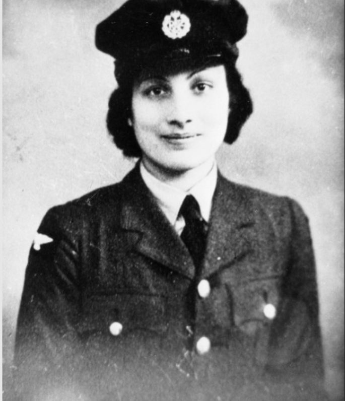 Noor Inayat Khan (Photo: The Commonwealth War Graves Commission)