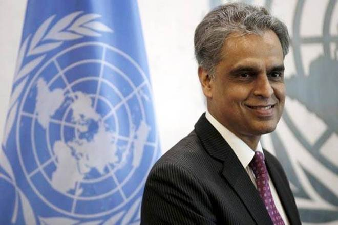 Indian Ambassador to UN Syed Akbaruddin (Reuters)