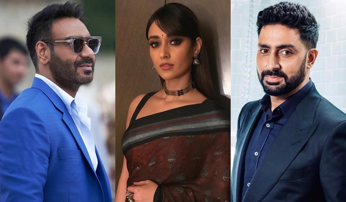 Instagram: Ajay Devgn, Ileana D'Cruz, Abhishek Bachchan
