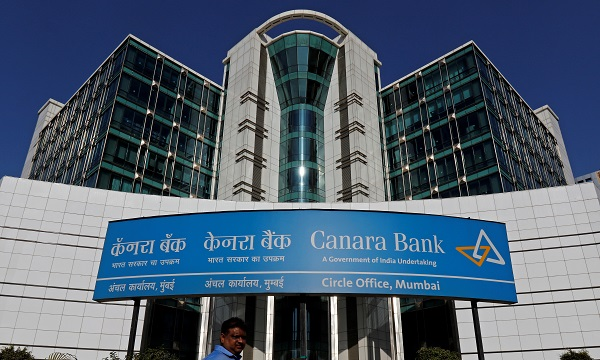 The Southern India-founded Syndicate Bank will be merged with Canara Bank. The merged Canara Bank will be the fourth largest lender with a business size of Rs 15.2 trillion, followed by Union Bank of India at Rs 14.59 trillion (REUTERS/Shailesh Andrade/File Photo).