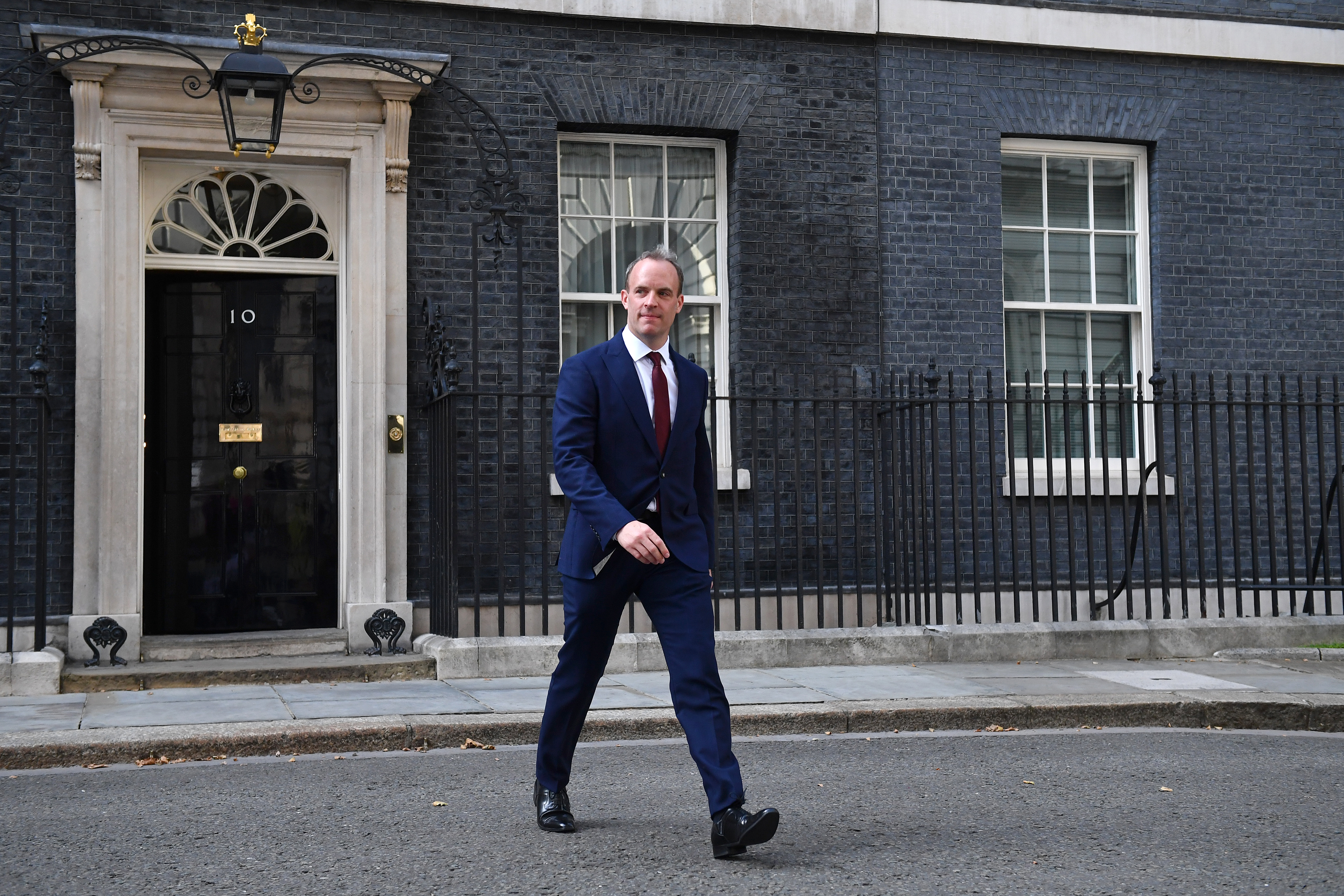Dominic Raab  (Photo by Jeff J Mitchell/Getty Images)