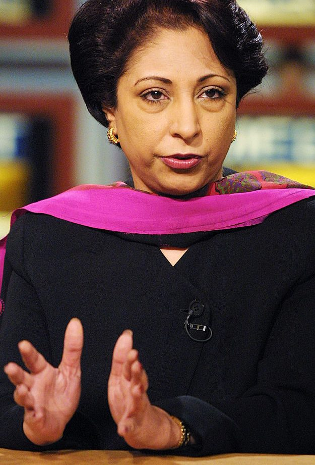 Maleeha Lodhi (Photo by Alex Wong/Getty Images)
