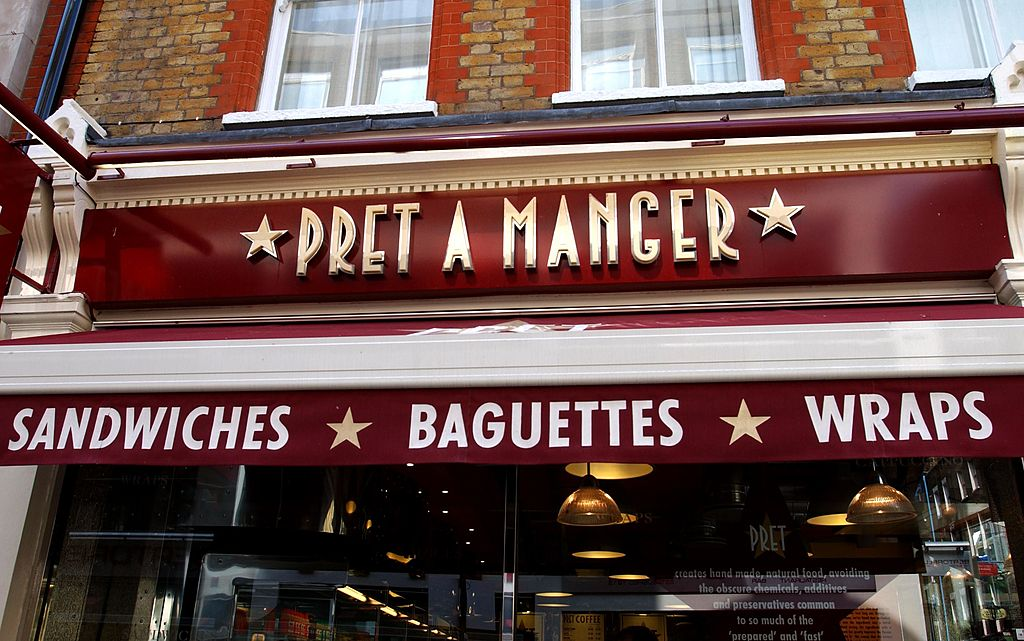 Muslim man discovers Pret tuna sandwich he had been eating