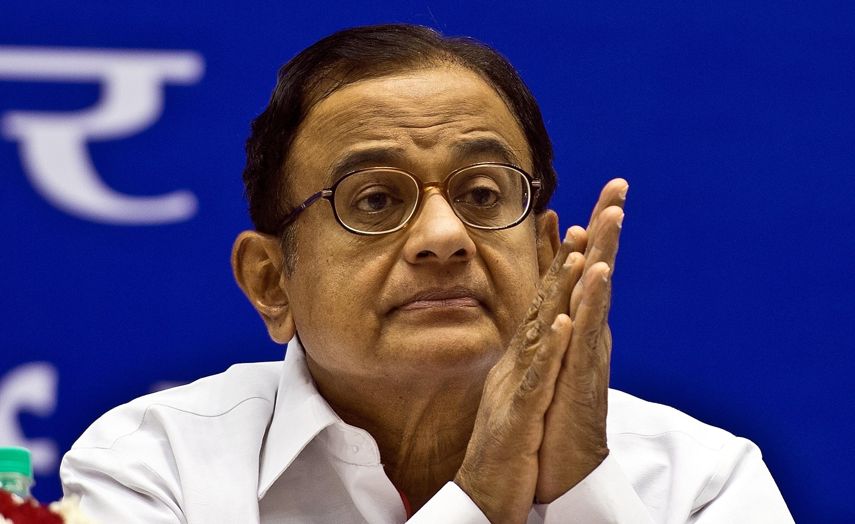 P. Chidambaram  (Photo: PRAKASH SINGH/AFP/Getty Images).