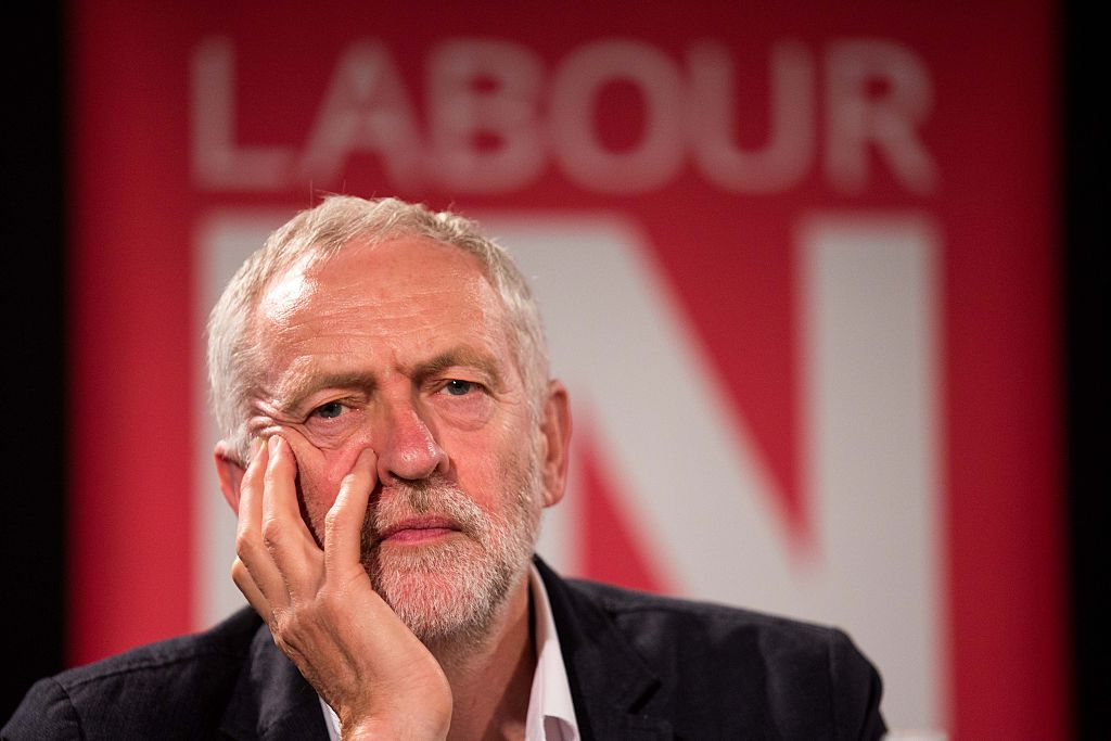 Jeremy Corbyn, leader of the Labour Party. (Photo by Rob Stothard/Getty Images)