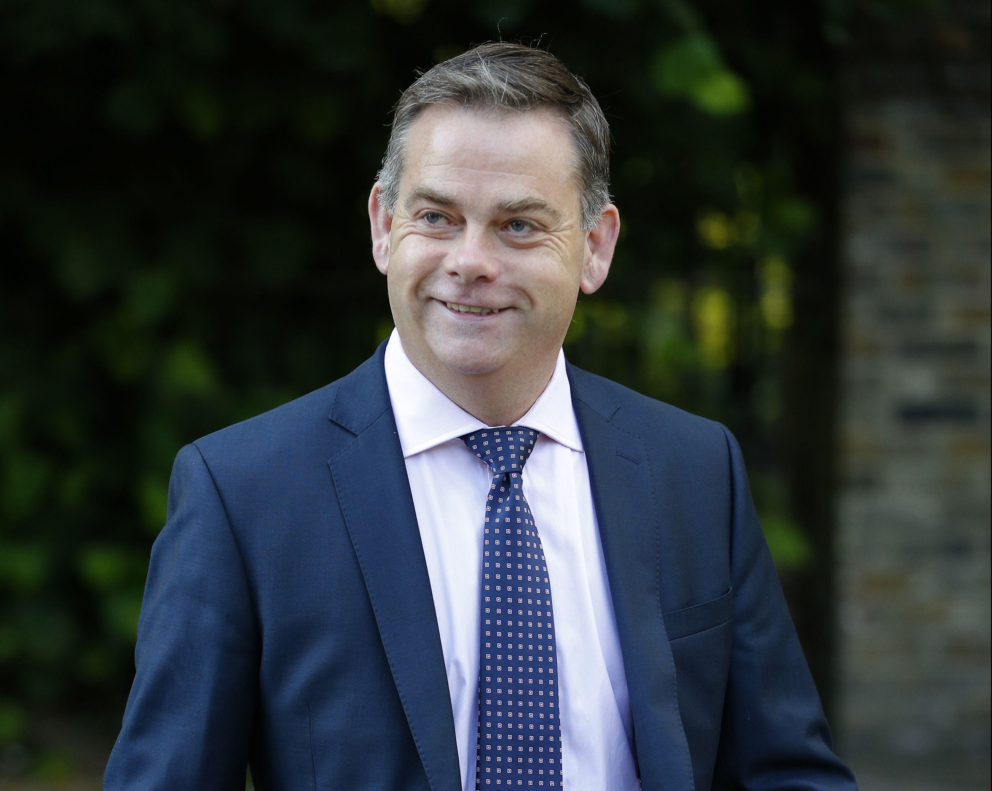 Nigel Adams MP (AFP / ODD ANDERSEN)