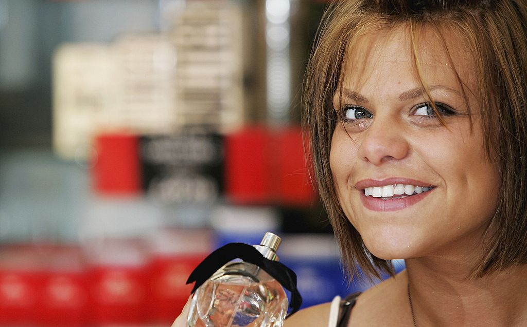 Jade Goody (Photo by Gareth Cattermole/Getty Images)