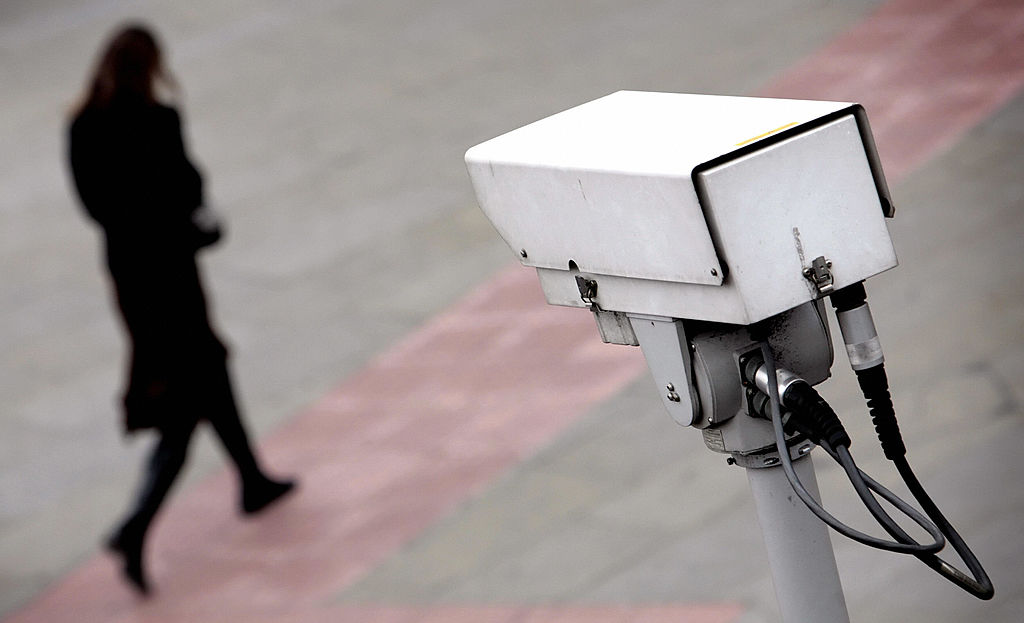 The London mayor has called for new laws to clarify how facial recognition technology can be used.  (Photo: Leon Neal/AFP/Getty Images)