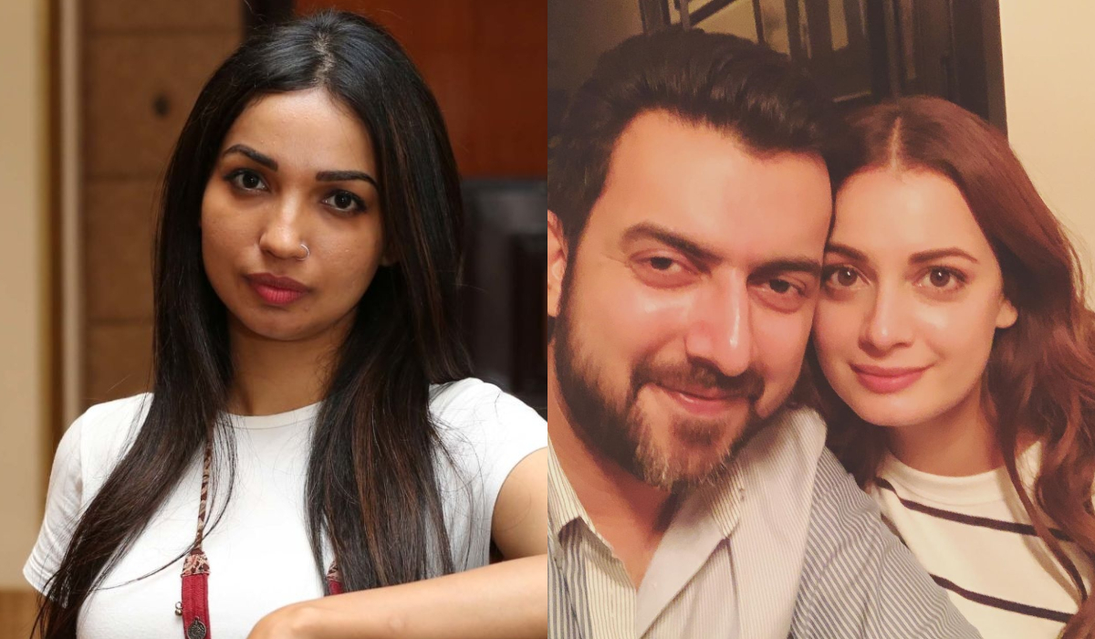 Kanika Dhillon on reports of her dating Sahil Sangha: I have never met Dia and Sahil in my entire life