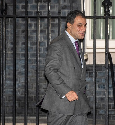 """Lord Bilimoria, 57, said: """"An open economy like Britain has had access to the best talent- including the European Union (Photo: Chris J Ratcliffe/Getty Images)."""
