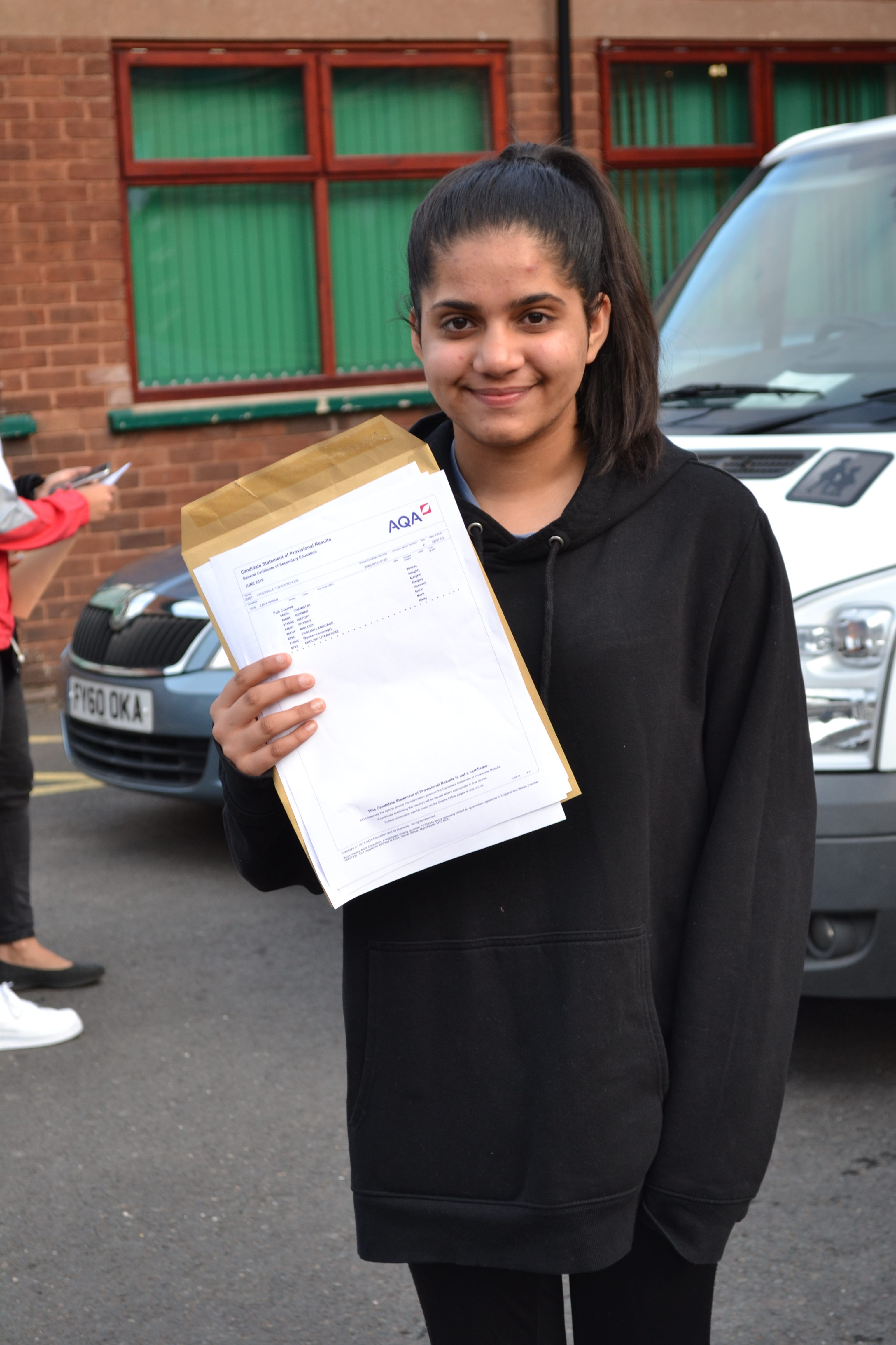 British Asian students celebrate as GCSE results released