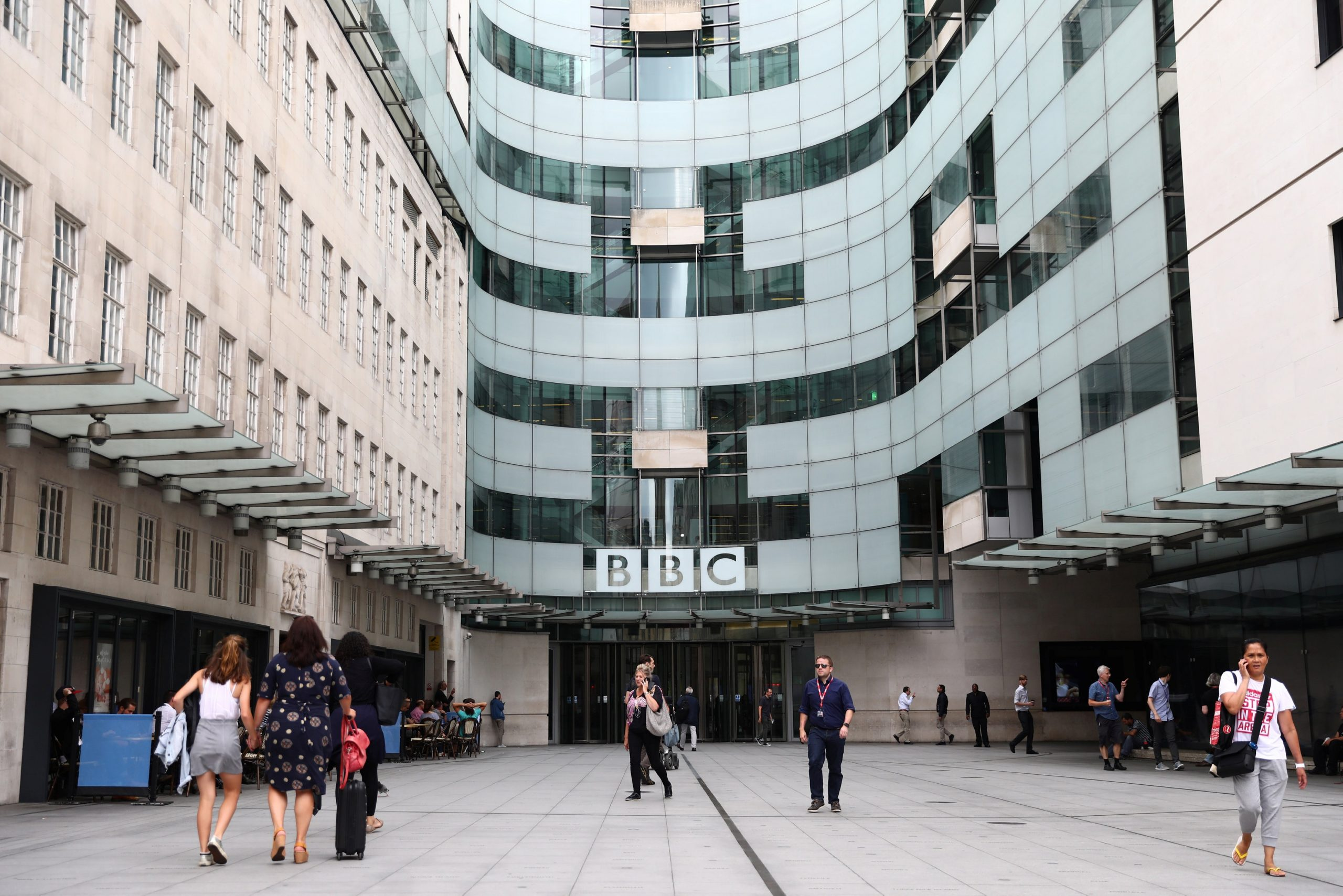 The BBC has been criticised for its reporting of the Kashmir situation