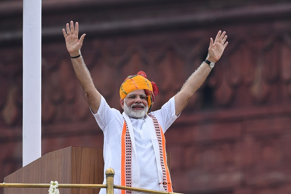 Narendra Modi (Photo: PRAKASH SINGH/AFP/Getty Images).