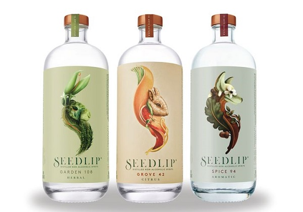 The Chilterns-based Seedlip is the first non-alcoholic brand acquired by Diageo through Distill Ventures, an independently run accelerator programme backed by the British drinks giant.