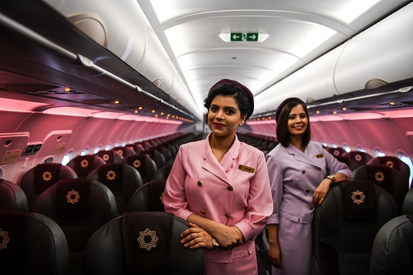 In a release on Monday (9), Vistara said the two airlines are planning to soon expand scope of the agreement, enabling frequent fliers of both airlines to earn miles, points when travelling on each other's networks and enjoy other benefits (Photo: CHANDAN KHANNA/AFP/Getty Images).