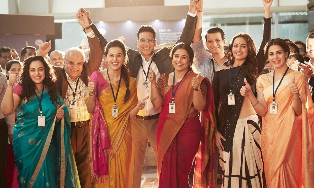 Mission Mangal enters the 200 crore club