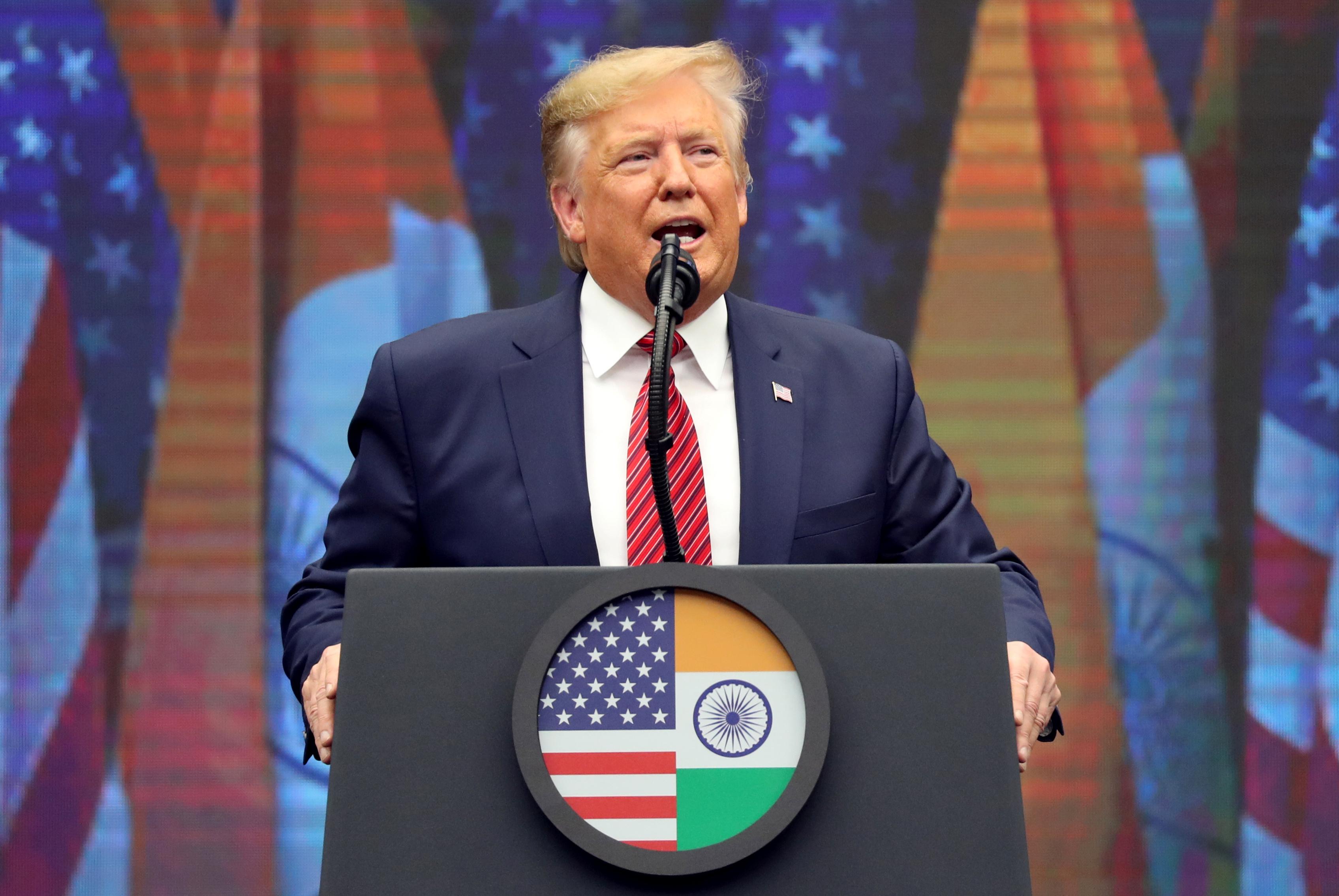 Donald Trump (REUTERS/Jonathan Ernst).