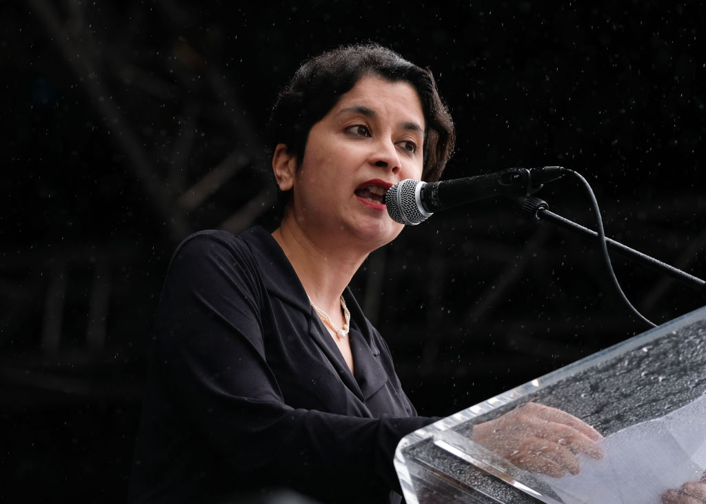 Shami Chakrabarti (Photo by Ian Forsyth/Getty Images)