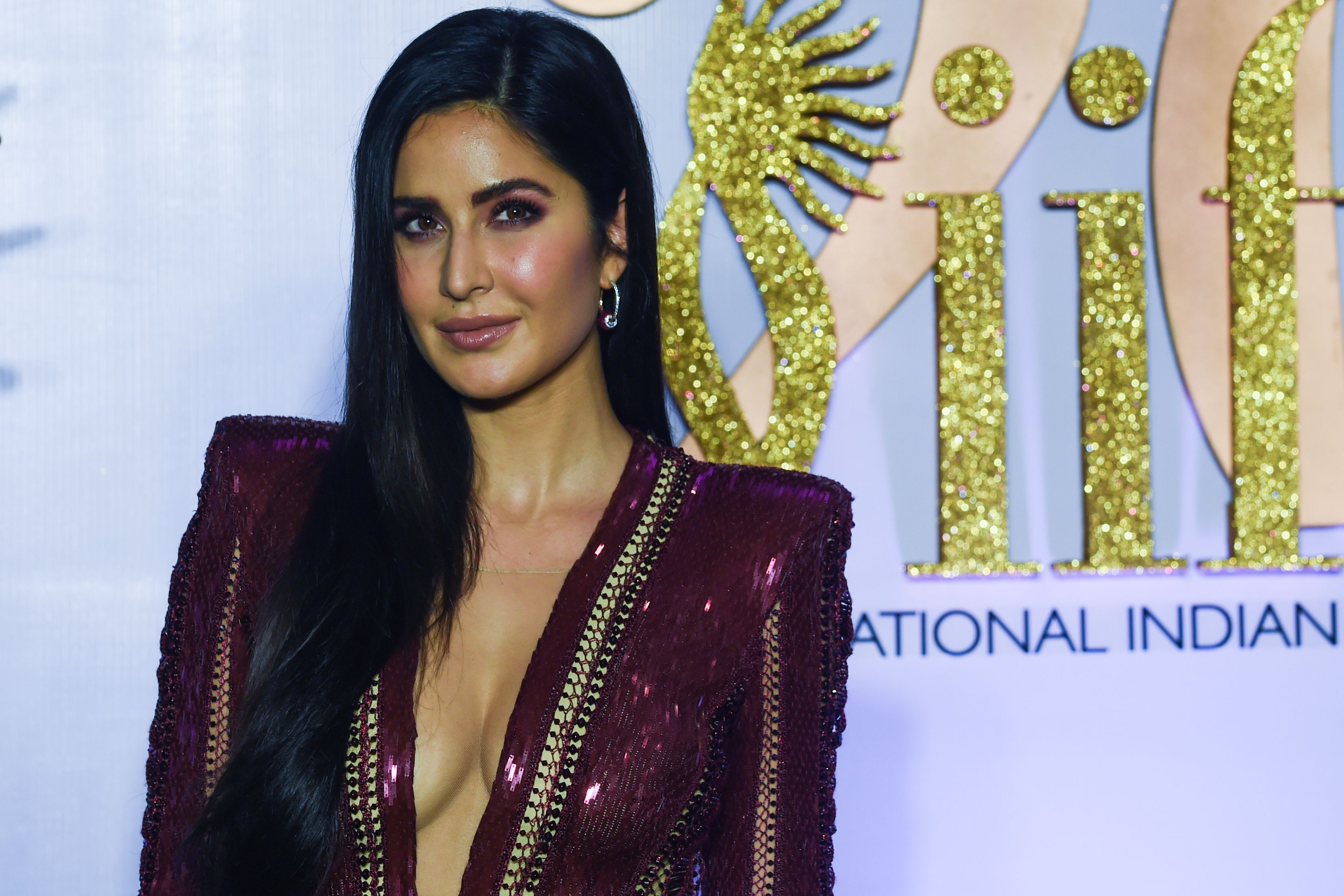 Katrina Kaif would have been a star attraction at the IIFA Awards. (Photo by INDRANIL MUKHERJEE / AFP)