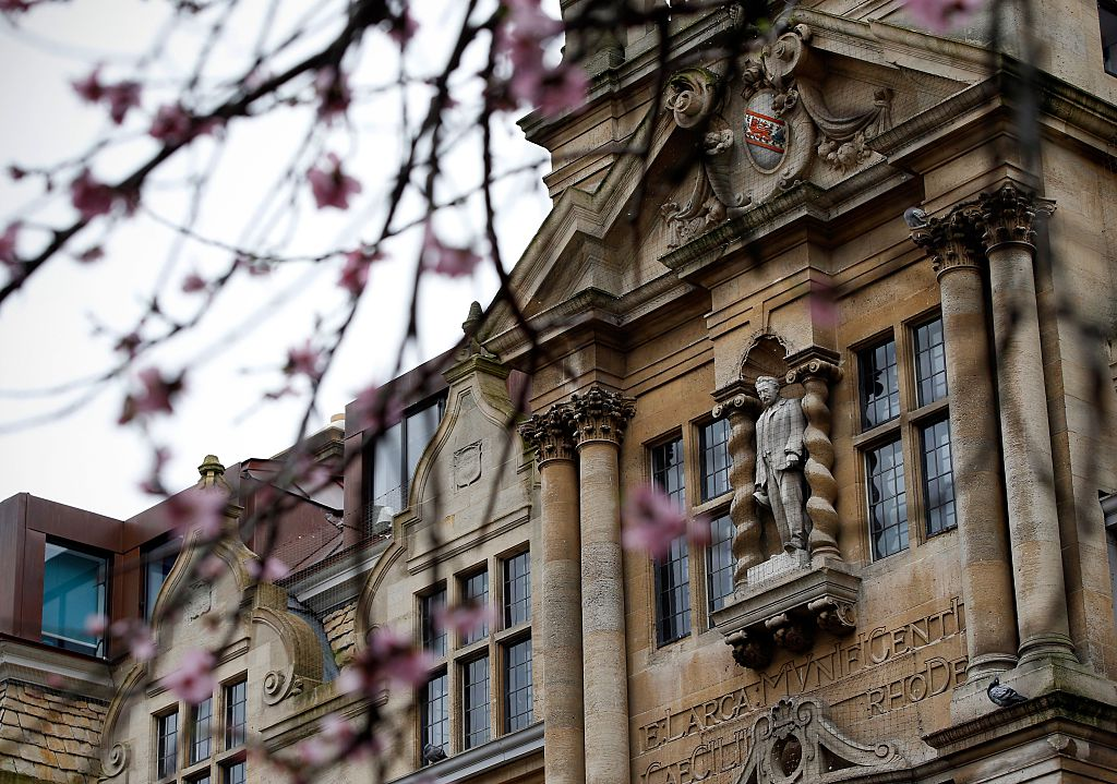 Oxford named as best university in the world, new rankings show. (Photo: ADRIAN DENNIS/AFP/Getty Images)