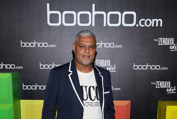 "Boohoo founder Mahmud Kaman.  ""The group will not tolerate any incidence of non-compliance with its Code of Conduct or any mistreatment of workers, and will not hesitate to terminate relationships with any supplier who does not comply."" says the company. (Photo: Jerritt Clark/Getty Images)."