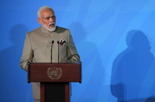 Narendra Modi (REUTERS/Lucas Jackson).