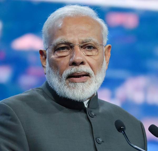 The coalition was established by Indian prime minister Narendra Modi and is a voluntary international grouping, linking governments, UN agencies, banks, private sector groups, and academia to develop the resilience of infrastructure systems to climate and disaster risks (Sputnik/Mikhail Klimentyev/Kremlin via REUTERS).