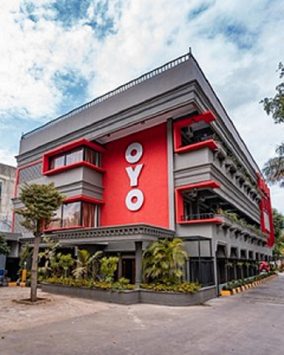 The Competition Commission of India (CCI) launched the investigations after hospitality firms and industry bodies complained that MakeMyTrip offered preferential treatment to no-frills Indian hotel chain OYO on its platform, stifling competition (Photo: @oyorooms/ Twitter).