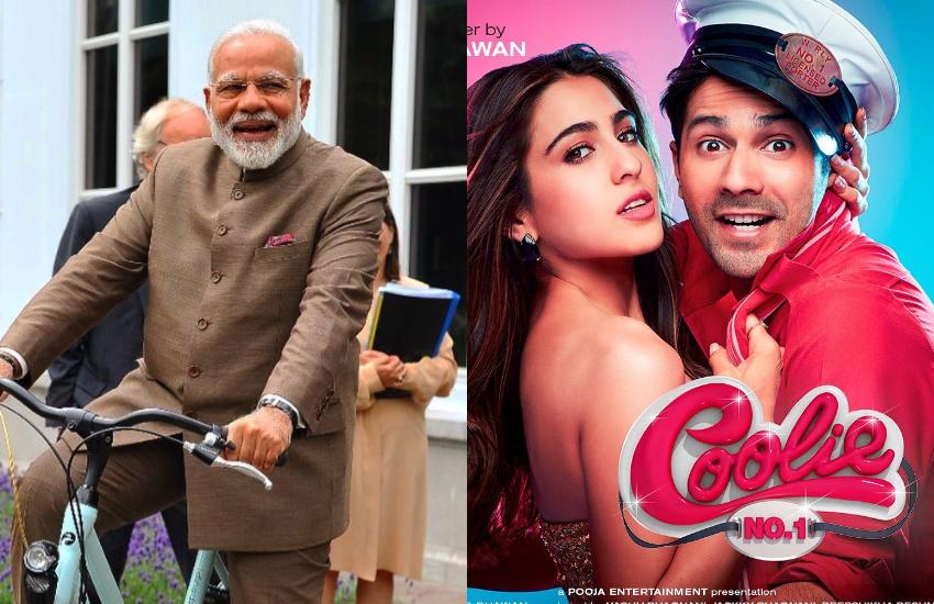 Instagram: PM Narendra Modi, Sara Ali Khan