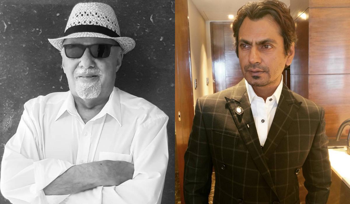Instagram: Paulo Coelho, Nawazuddin Siddiqui