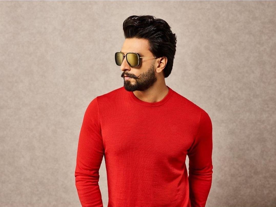 Instagram: Ranveer Singh