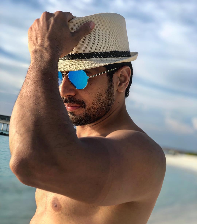 Instagram: Sidharth Malhotra