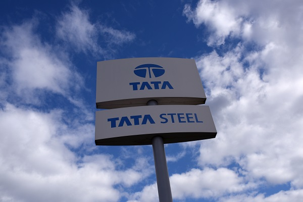 "In addition, Tata will keep Swedish operation Surahammars Bruks AB that employs around 100 people. ""We have been able to secure the future for almost 400 colleagues in CPI and Surahammars Bruks,"" said Henrik Adam, CEO of Tata Steel's European operations (Photo: OLI SCARFF/AFP/Getty Images)."