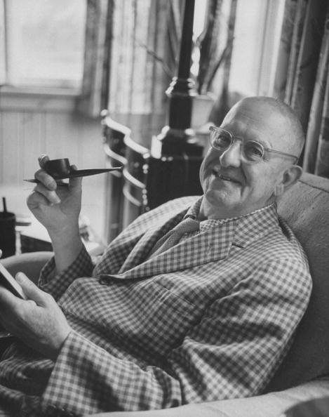 P G Wodehouse (Getty Images)
