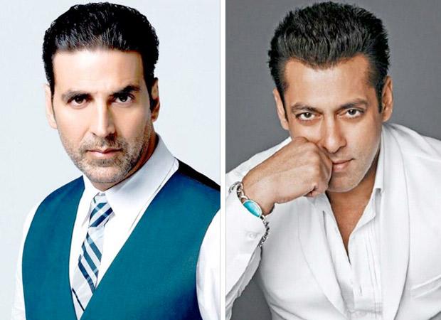 Akshay Kumar & Salman-Khan