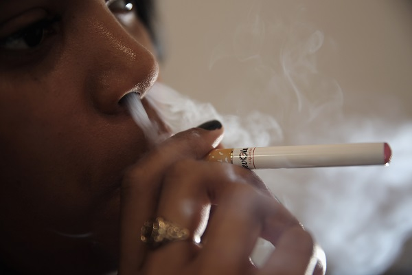 """""""What was impending was a nationwide launch of Juul ... it (the government) chose to act immediately,"""" additional solicitor general Aman Lekhi told the court. Lekhi made the remarks while defending two challenges against the ban that have been filed by e-cigarettes importer Plume Vapour and another company Woke Vapors (Photo: Dan Kitwood/Getty Images)."""