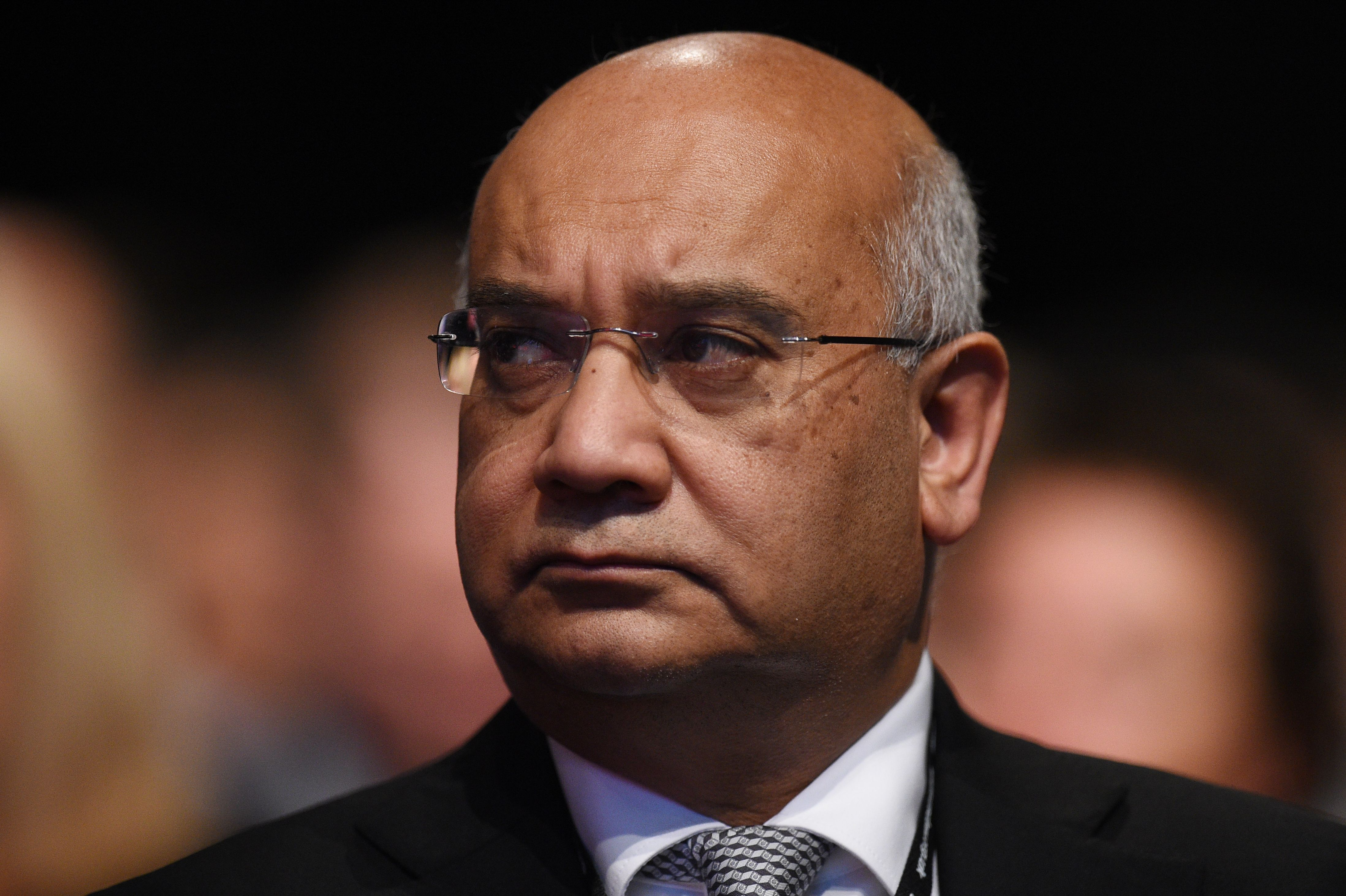 Keith Vaz (OLI SCARFF/AFP/Getty Images)