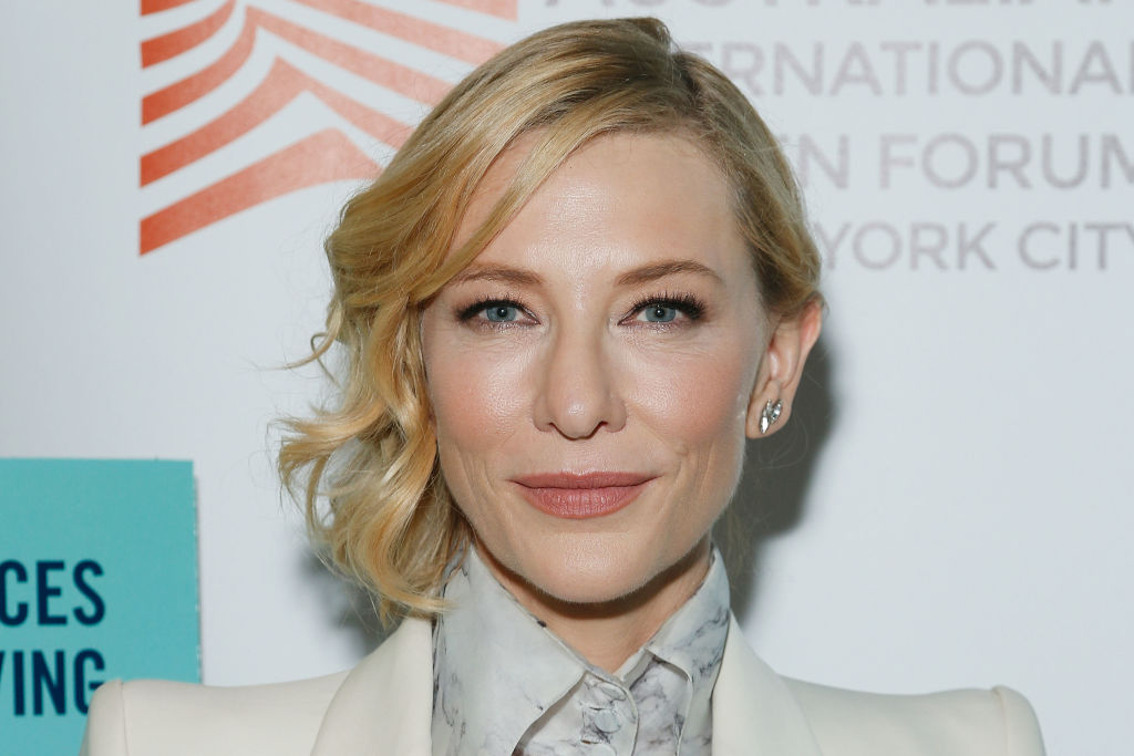 Actress Cate Blanchett (Photo by Lars Niki/Getty Images for Austin Film Society)