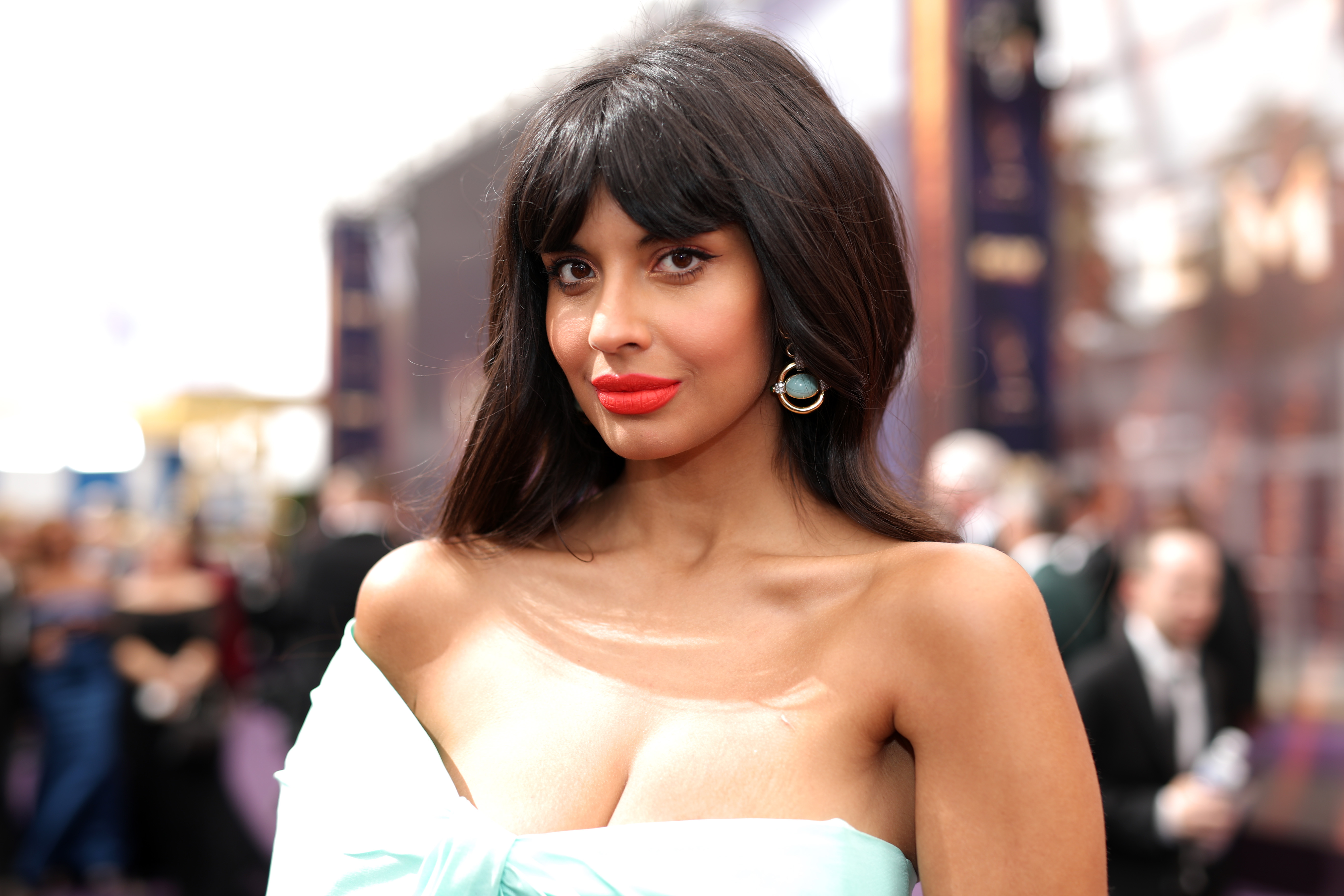 Jameela Jamil (Photo by Rich Polk/Getty Images for IMDb)