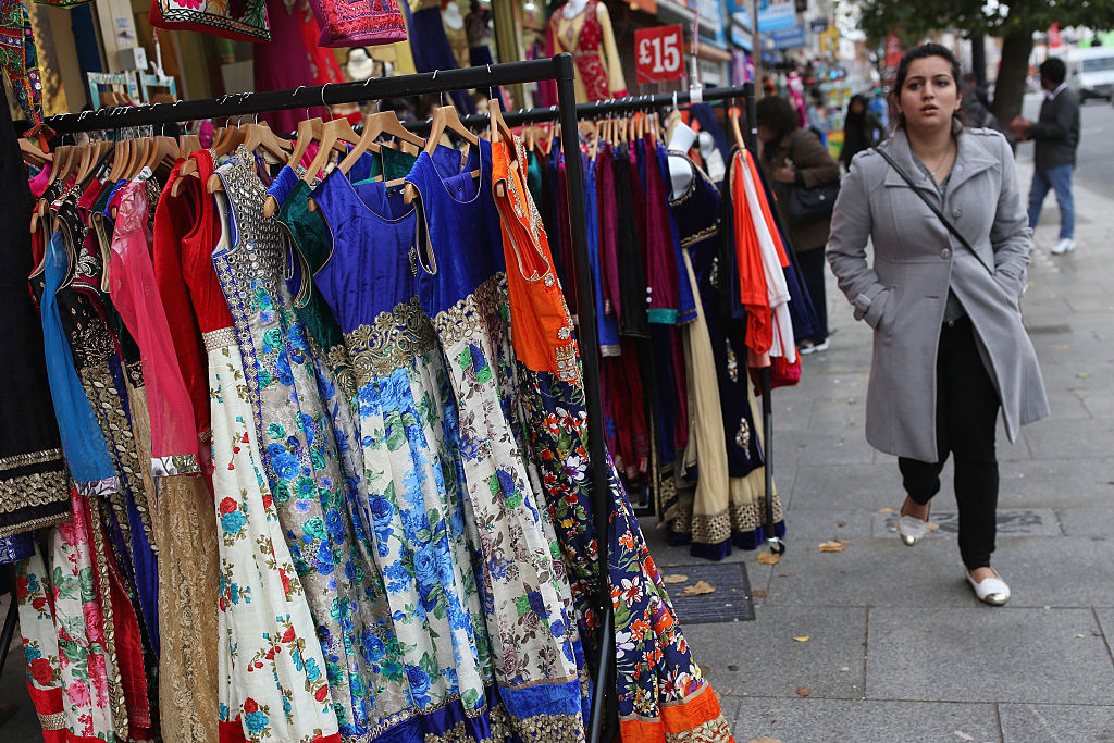 Survey shows some feeling insecure owing to rising hate crimes in Britain  (Photo by Dan Kitwood/Getty Images)