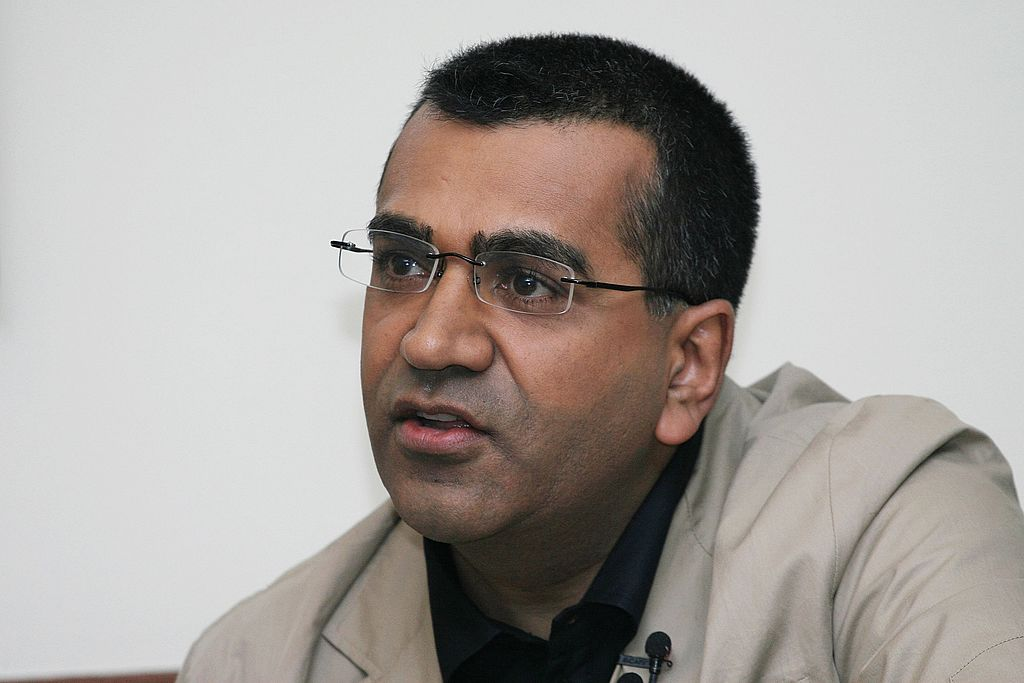 Martin Bashir  (Photo by Neilson Barnard/Getty Images)