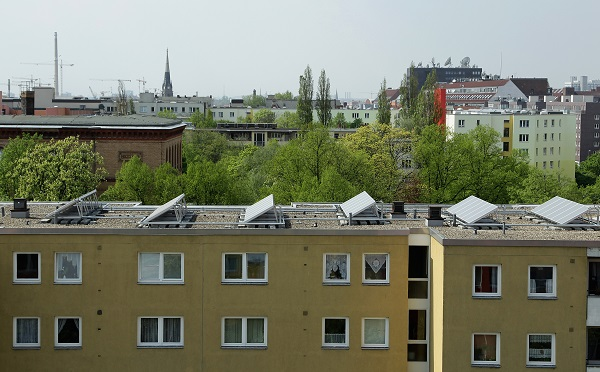 The initial cost of installing a solar panel system and connecting it to the existing electricity supply can seem expensive, but you will recoup the costs over time. Based on estimates from the Energy Saving Trust, a typical 4 kWp solar PV system will save you between £85 and £220 every year (Photo: Andreas Rentz/Getty Images).