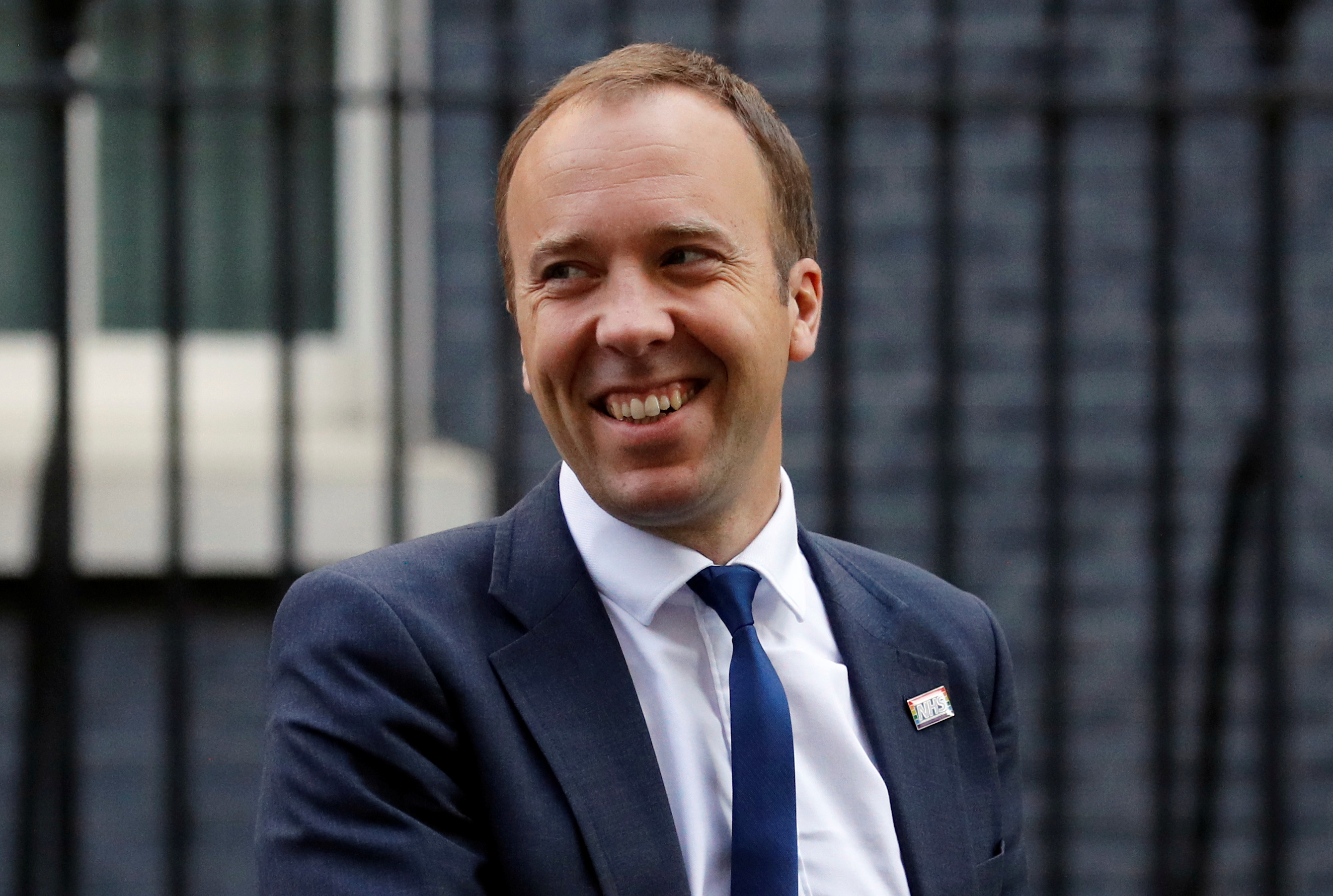 """Giving an insight into the government's plans for the winter seasonal flu jabs, the health secretary said he wanted pharmacies to be involved in the rollout of """"the biggest flu vaccination programme in history."""" (Photo: REUTERS/Phil Noble)."""