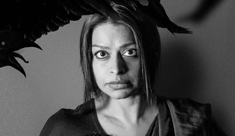 In her latest theatre role, leading actress Ayesha Dharker plays a mother who is forced to confront ghosts from her past