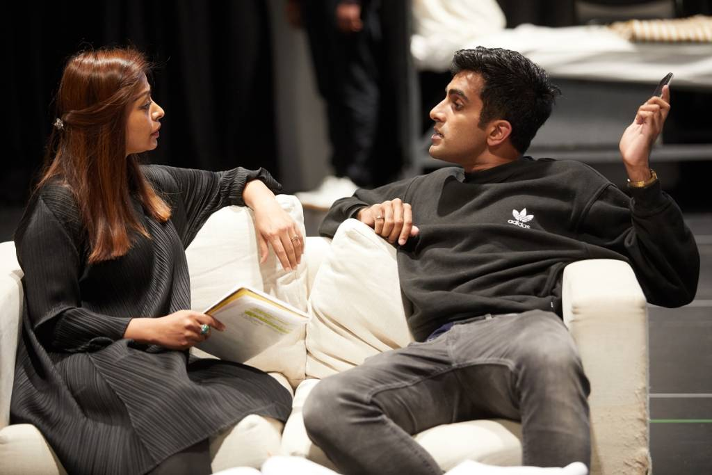Actress Ayesha Dharker on motherhood and career regrets
