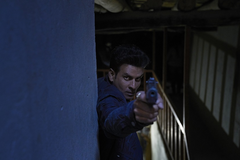 THRILLER: Manoj Bajpayee in The Family Man
