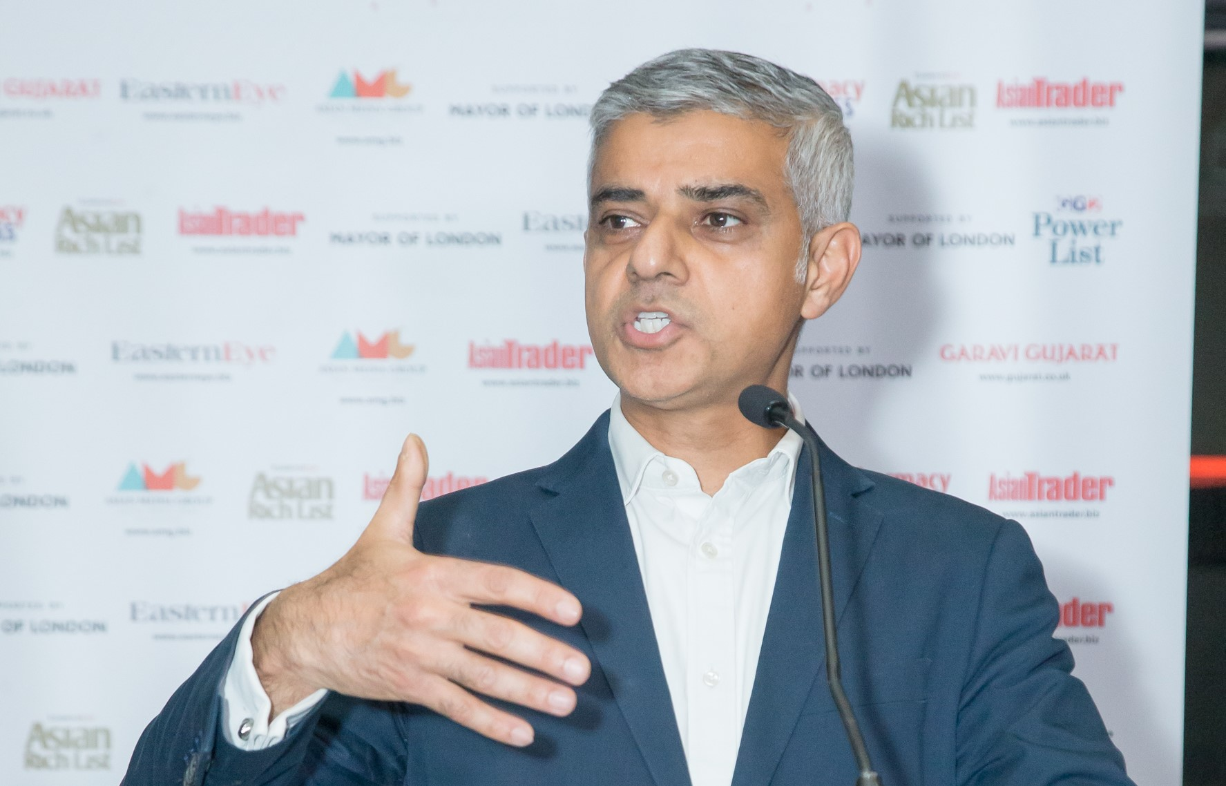 London mayor Sadiq Khan has praised police for their efforts to safeguard the Indian High Commission, in light of planned anti-India protests this weekend